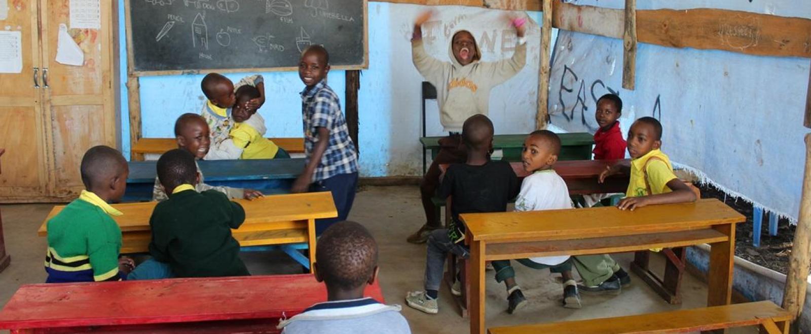 Frivilliges beretninger: Børnepasning i Tanzania af Laura S